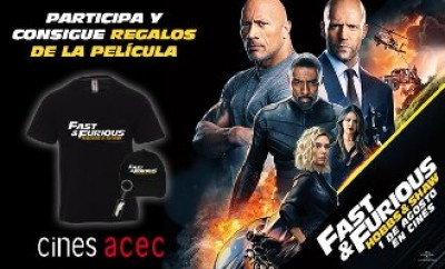 Promo Fast and furious