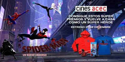 Promo Spiderman